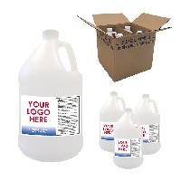 4-Pack Hand Sanitizer Gel Gallons - USA Made