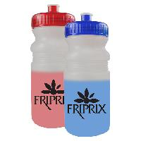 20 Oz. Frosted Color Changing Sport Bottle